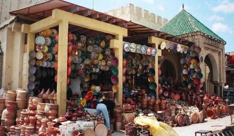 meknes-souk