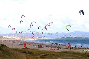 Tarifa-Spain-kiteboarding